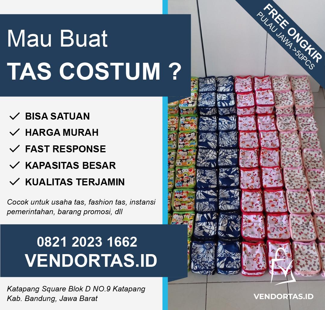 Vendor Tas Terbesar Ke Kecamatan Bogor Selatan