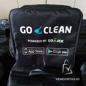 Vendor Tas Go-Clean Ke Kota Bandung