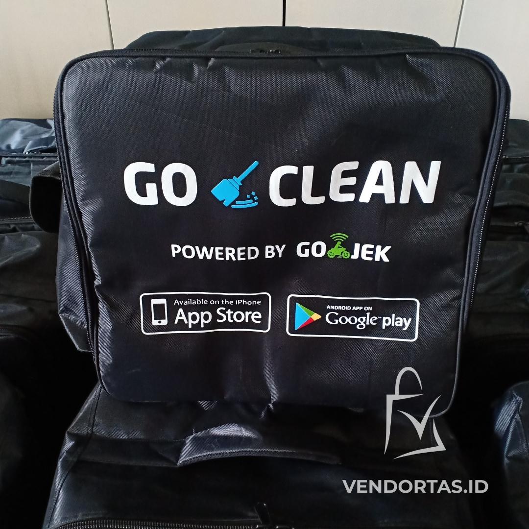 Custom Tas Go-Clean Ke Kota Balikpapan