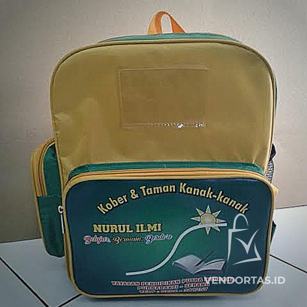 Pabrik Tas TK Ke Kota Palembang