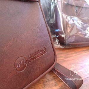 Handbag Kulit Pesanan Untuk Jasa Marga
