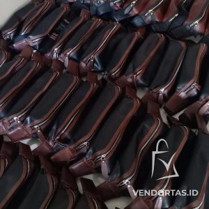 Pesanan Waistbag Kulit Asli untuk ADHI KARYA – Kantor Pusat Jakarta